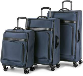 Bugatti Paris 3-Piece Softside Luggage Set
