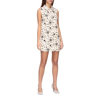 Elisabetta Franchi Dress Dress With All Over Stars