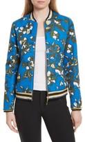 Ted Baker Women's Cheylan Floral Bomber Jacket