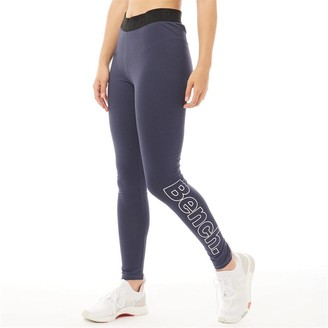 Bench Womens Chaser Leggings Navy