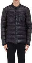 Isaora MEN'S DOWN-QUILTED RIPSTOP COAT