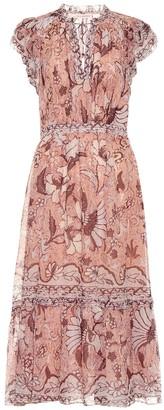 Ulla Johnson Celestia floral midi dress