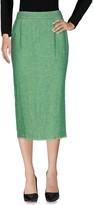 Dondup 3/4 length skirts - Item 35343370