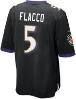 Nike Men's Joe Flacco Baltimore Ravens Limited Jersey