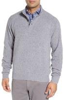Peter Millar Men's Wool Henley Sweater