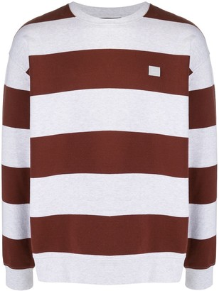 Acne Studios Striped Sweatshirt