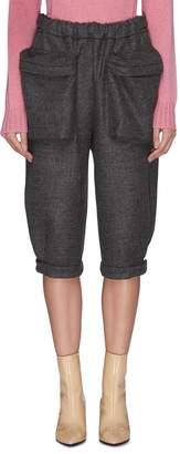 Miu Miu Cropped cargo pants