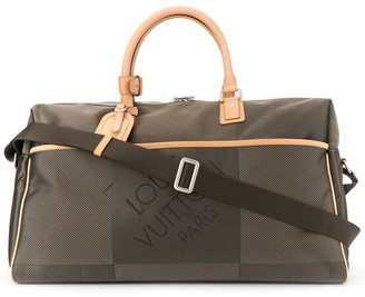 Louis Vuitton Pre-Owned Damier Geant Albatros duffle bag