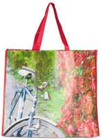 Fall Bike Ride Reusable Bag