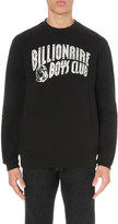 Billionaire Boys Club Logo-print cotton-jersey sweatshirt