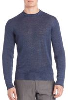 Corneliani Linen Sweater