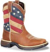 Durango Patriotic Flag Toddler & Youth Cowboy Boot - Boy's