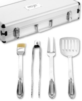 All-Clad Stainless Steel 5 Piece BBQ Set