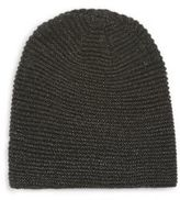 Saks Fifth Avenue Metallic Beanie