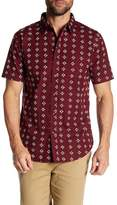 Imperial Motion Warner Floral Dot Slim Fit Shirt