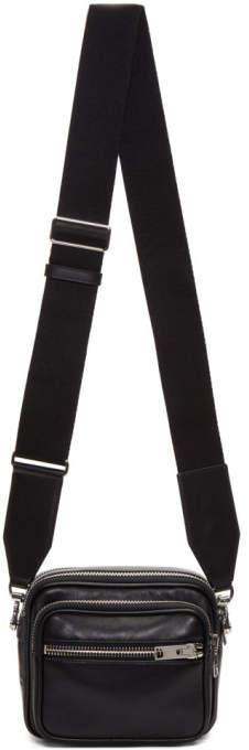 Alexander Wang Black Large Attica Crossbody Bag
