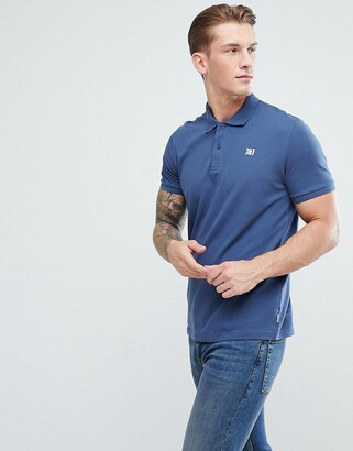 Jack and Jones Polo Top-Blue