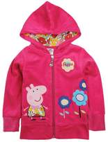 Novatx Peppa Pig Beautiful Girls Kids Spring Fall Winter Hoody Sweater Jacket