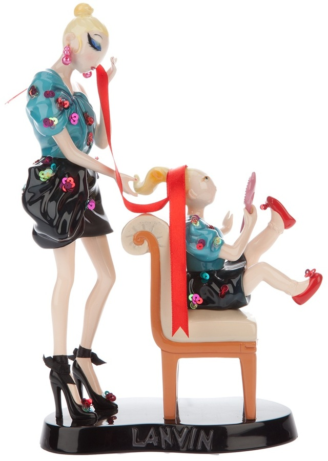Lanvin China figurine