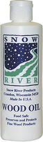 Snow River 8-oz. Wood Oil