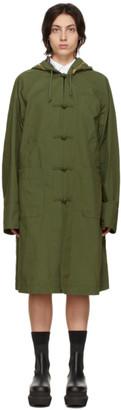 Undercover Khaki Long Army Coat