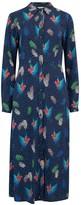 Sugarhill Brighton Clarissa Paradise Parrot Shirt Dress