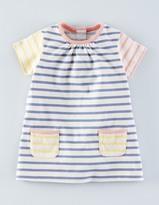 Boden Colour Pop Jersey Dress