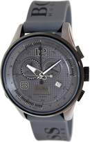 HUGO BOSS Men's 1512800 Rubber Analog Quartz Watch