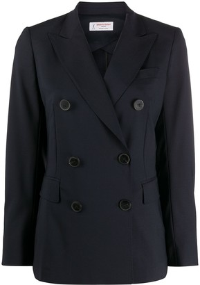 Alberto Biani Tailored Double-Breasted Jacket
