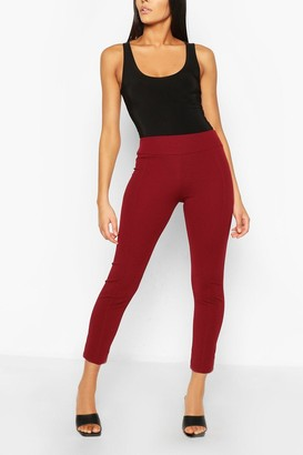 boohoo Skinny Stretch Tailored Trouser