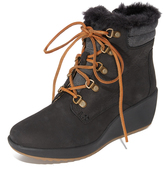 Sperry Luca Peak Wedge Booties