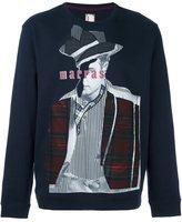 Antonio Marras patchwork sweater