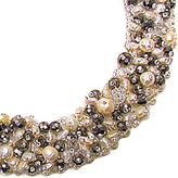 JCPenney Pannee Cultured Freshwater Pearl Chunky Collar Necklace