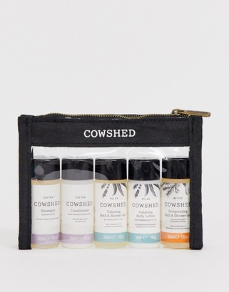 Cowshed Travel Collection-No Colour