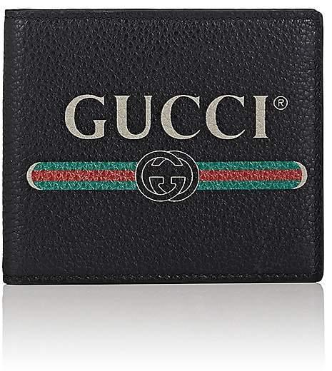 Gucci Men's Logo Billfold