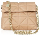 Karen Millen Quilted Shoulder Bag