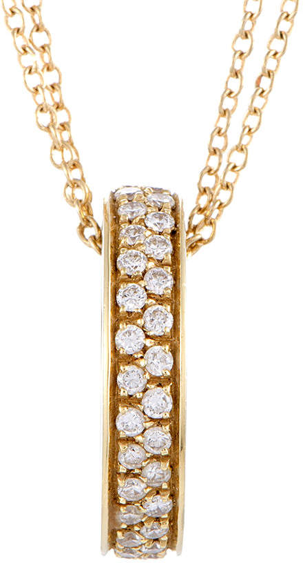 Damiani 18K 0.65 Ct. Tw. Diamond Necklace