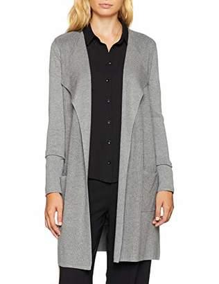 S'Oliver BLACK LABEL Women's 11.808.64.20 Regular Fit Long Sleeve Cardigan,10 (Manufacturer Size: )