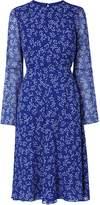 LK Bennett L.K.Bennett Cecily Floral Print Dress