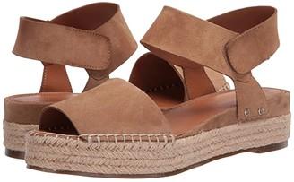 Franco Sarto Oak by SARTO (Toasted Barley) Women's Sandals