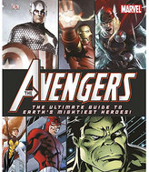 Disney The Avengers: The Ultimate Guide to Earth's Mightiest Heroes! Book