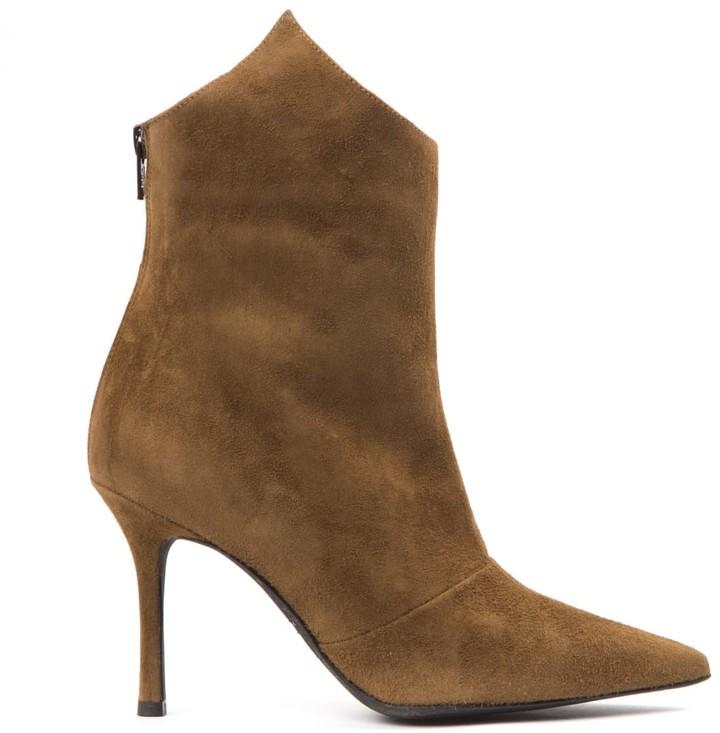 Camel Colored Suede Boots Women   Shop