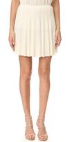 Roberto Cavalli Pleated Skirt
