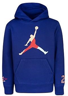 Jordan Boys' Sport Dna Ii Fleece Hoodie - Big Kid