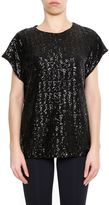 Saint Laurent T-shirt Sequins