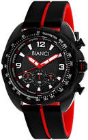 Roberto Bianci Mens Black Bracelet Watch-Rb55061