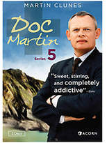 Acorn Doc Martin: Series 5 Two-Disc DVD Set