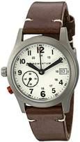 Momentum Unisex 1M-SP61L2C Pathfinder III Analog Display Swiss Quartz Brown Watch