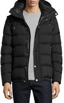 Burberry Basford 2-in-1 Puffer Jacket, Black