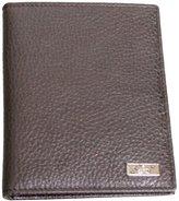 Gucci Men's Leather Wallet Card Holder 217046 2038